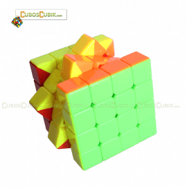 Cubos Rubik Cyclone Boys 4x4 Mini Feiteng Colored
