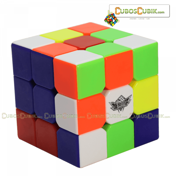 Cubos Rubik Cyclone Boys 3x3 Colored Poly Bag