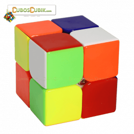 Cubos Rubik Cyclone Boys 2x2 Colored