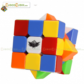 Cubos Rubik Cyclone Boys 3x3 Speed Cloud Colored