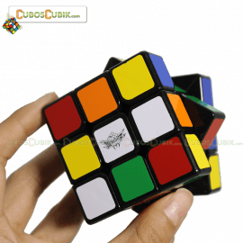 Cubos Rubik Cyclone Boys 3x3 Speed Cloud Base Negra
