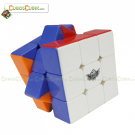 Cubos Rubik Cyclone Boys 3x3 Colored Strengthened