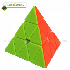 Cubos Rubik Cyclone Boys Pyraminx Colored