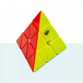 Cyclone Boys Pyraminx 3x3 M Colored