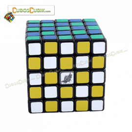 Cubos Rubik Cyclone Boys 5x5 Base Negra