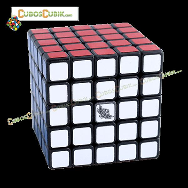 Cubos Rubik Cyclone Boys 5x5 Base Negra