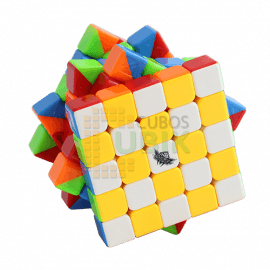 Cubos Rubik Cyclone Boys 5x5 Colored
