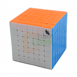 Cubos Rubik Cyclone Boys 7x7 Colored