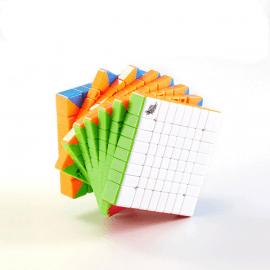 Cubos Rubik Cyclone Boys 8x8 Colored