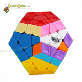 Cubos Rubik Cyclone Boys Megaminx Colored