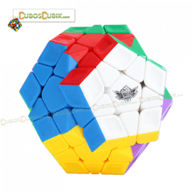 Cubos Rubik Cyclone Boys Megaminx Colored
