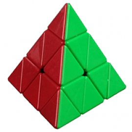 Cubos Rubik DaYan Pyraminx Colored
