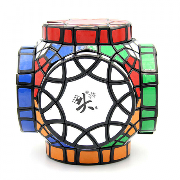 Cubos Rubik DaYan 30-Axis Wheels of Wisdom