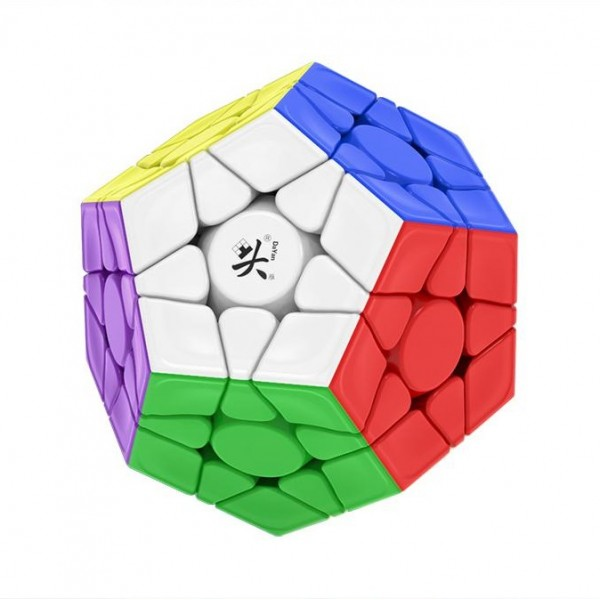 Cubos Rubik DaYan Megaminx V2 M 3x3 Colored