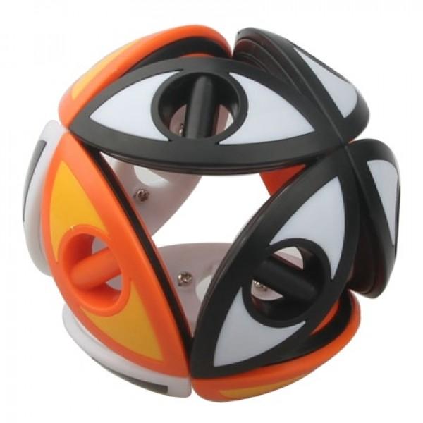 Cubos Rubik Dayan Hydrangea Naranja Negro