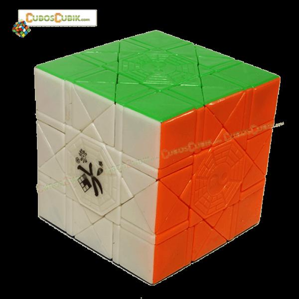 Cubos Rubik Dayan Bagua Colored