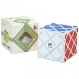 Cubos Rubik Dayan Master Skewb Blanco