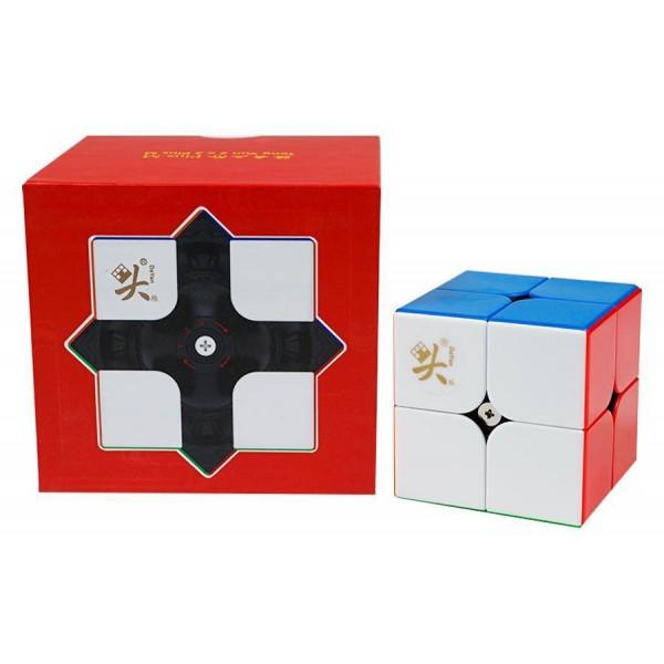Cubo Rubik Dayan TengYun Plus 2x2 M Colored
