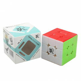 Cubos Rubik Dayan 3X3 Xiangyun Colored