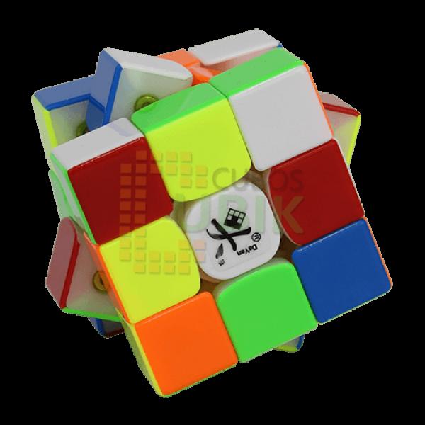 Cubos Rubik DaYan TengYun 3x3 M Colored