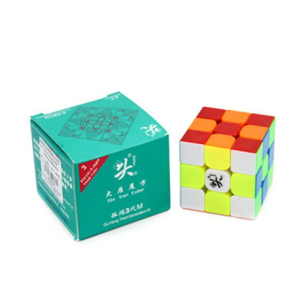 Cubos Rubik Dayan Guhong V3 M 3x3 Colored