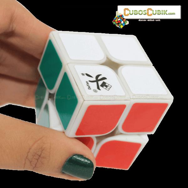 Cubos Rubik Dayan 2x2 Base Blanco