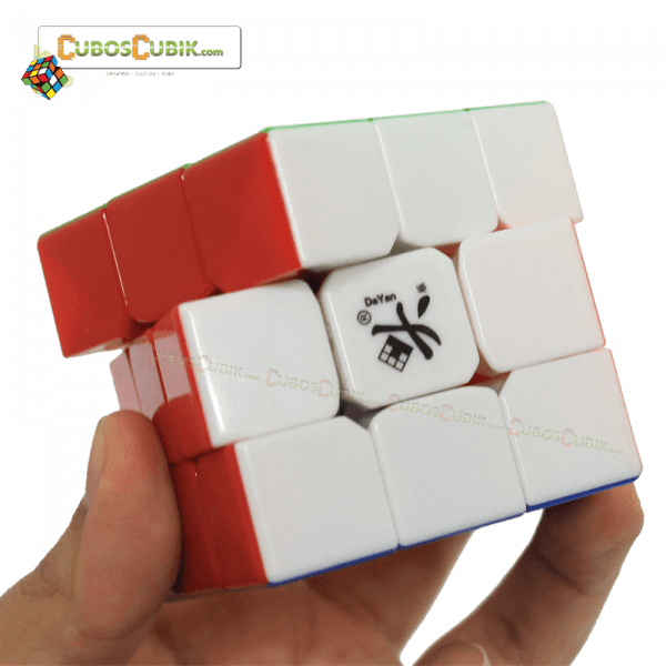 Cubos Rubik Dayan GuHong V2 3x3 Colored