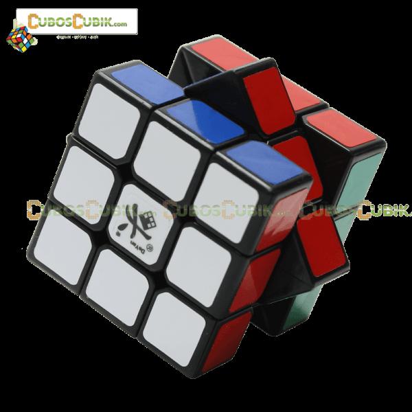 Cubos Rubik Dayan Zhanchi V5 3x3 42mm Base Negra