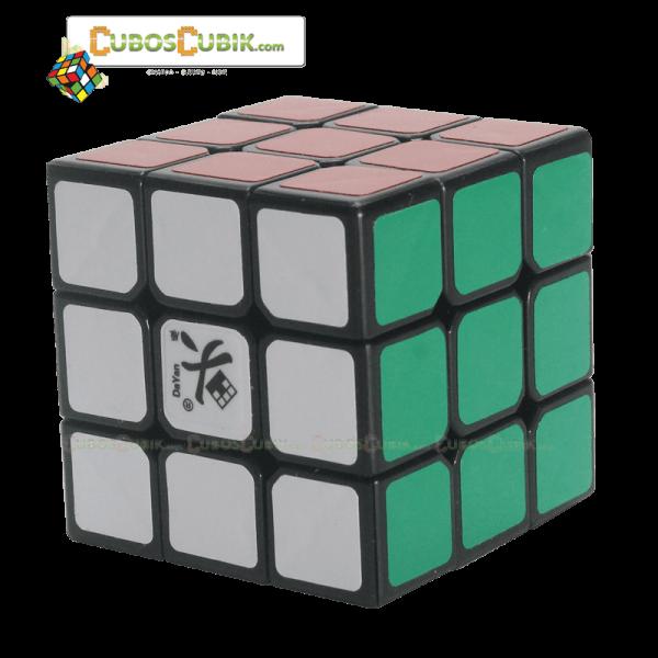 Cubos Rubik Dayan Zhanchi V5 3x3 50mm Negro