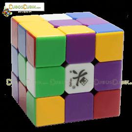 Cubos Rubik Dayan Zhanchi V5 3x3 Colored Morado