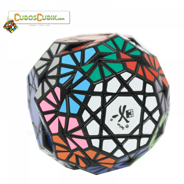 Cubos Rubik Dayan Gema 6 Base Negro