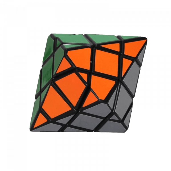 Cubos Rubik DiangSheng Hexagonal Pyraminx 3x3 Base Negra