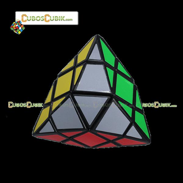 Cubos Rubik DiangSheng Tetra Pyraminx 3x3 Base Negra