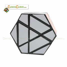 Cubos Rubik Romboedro Shield Base Negro