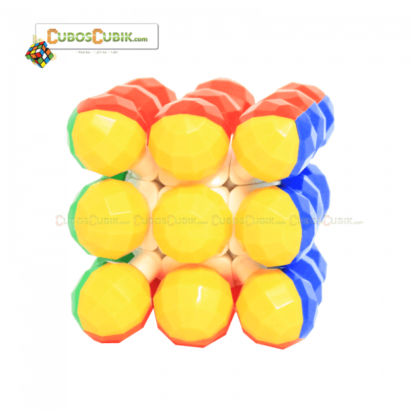 Cubos Rubik DiangSheng Ball 3x3 Colored