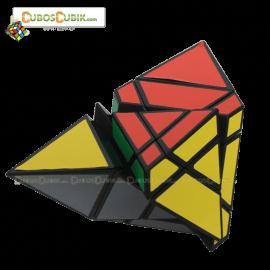 Cubos Rubik Romboedro Blade Base Negro