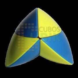 Cubos Rubik DiangSheng Mouse Amarillo Azul