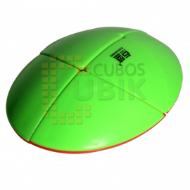 Cubos Rubik DiangSheng Mouse Rojo Verde