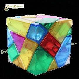 Cubos Rubik FangCun Ghost Ninja Trasparente