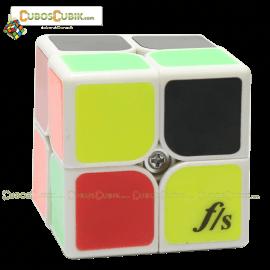 Cubos Rubik Fangshi Shuang 2X2 Base Blanca
