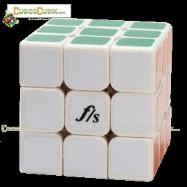 Cubos Rubik Fangshi Shuang Ren 2 Base Blanca