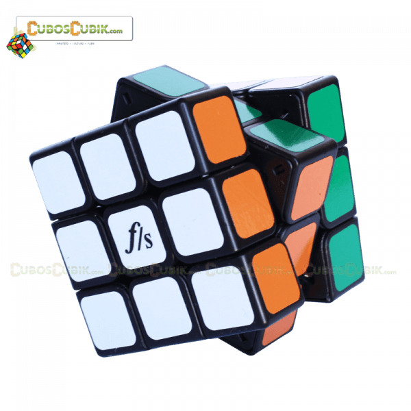Cubos Rubik Fangshi Shuang Ren 2 Base Negra
