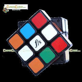 Cubos Rubik Fangshi Shuang Ren 2 3x3 Base Negra