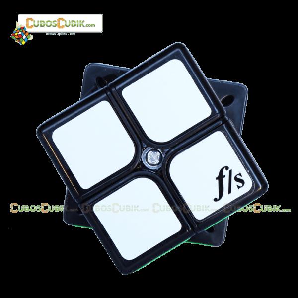 Cubos Rubik Fangshi XingYu 2X2 Base Negra