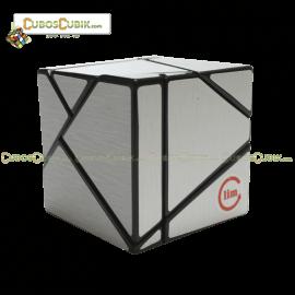 Cubos Rubik Fangshi Lim 2x2 Ghost Base Negra