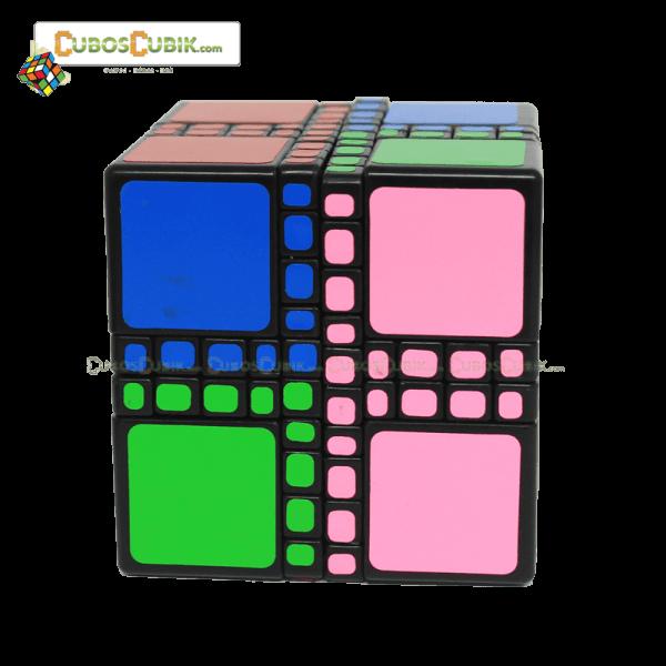 Cubos Rubik Fangshi Master Mixup 1 Negro