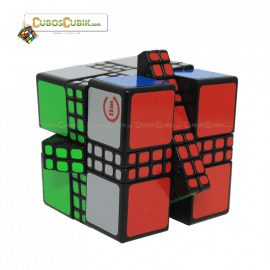 Cubos Rubik Fangshi Master Mixup 2 Negro