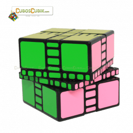 Cubos Rubik Fangshi Master Mixup 4 Negro