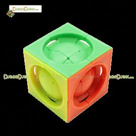 Cubos Rubik Fangshi LimCube Deformed 3x3 Colored