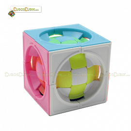 Cubos Rubik Fangshi LimCube Deformed 3x3 Colored